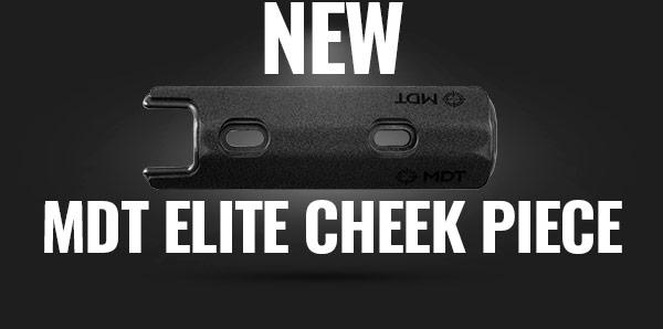 Header image for the MDT Elite Cheek Piece