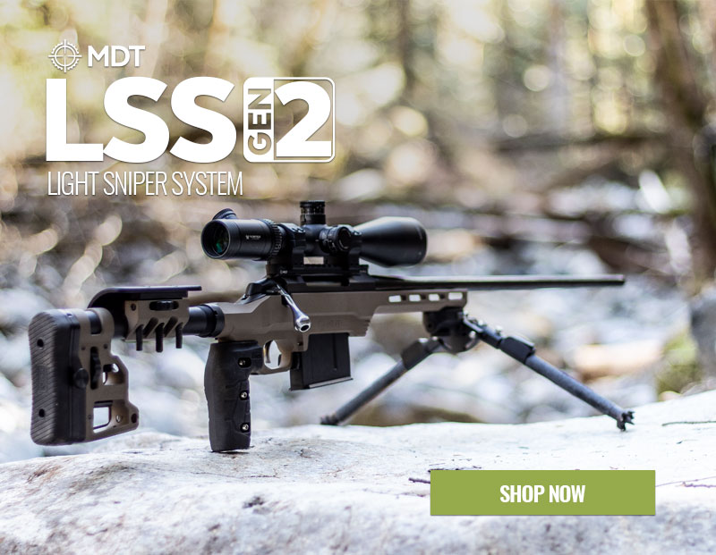 MDT LSS Gen2 Chassis System Shop Now