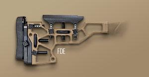 FDE buttstock