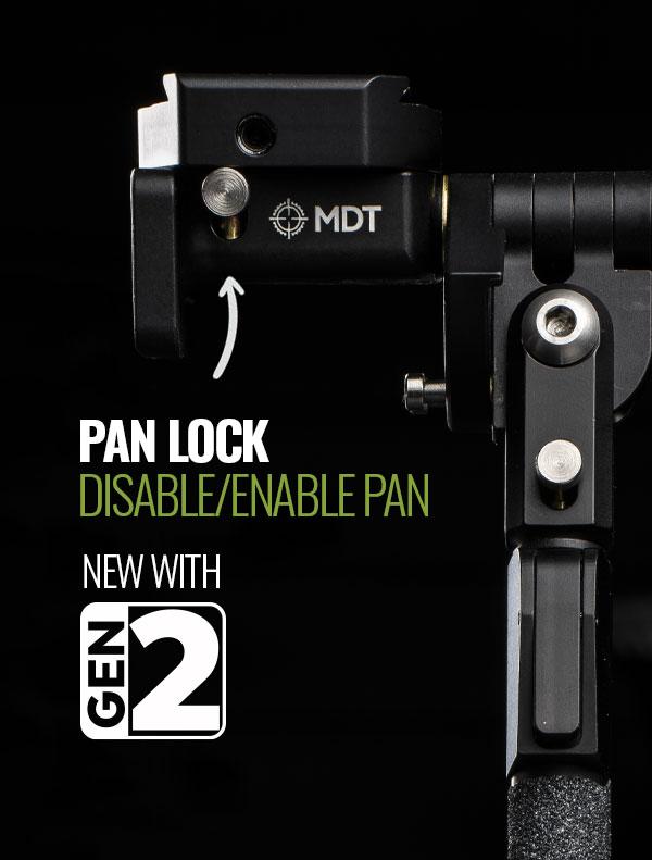 MDT CKYE-POD Gen2 Pan Lock