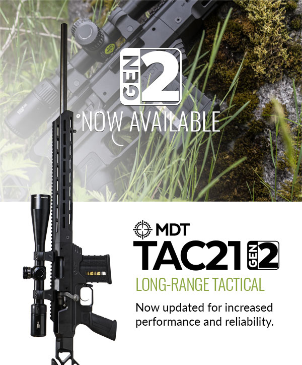 MDT TAC21 Gen2 is now available!