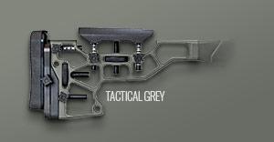 Grey buttstock