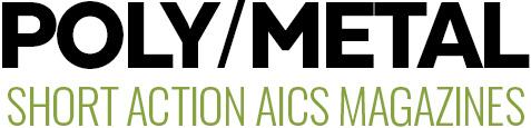 Poly Metal Short Action AICS Magazines