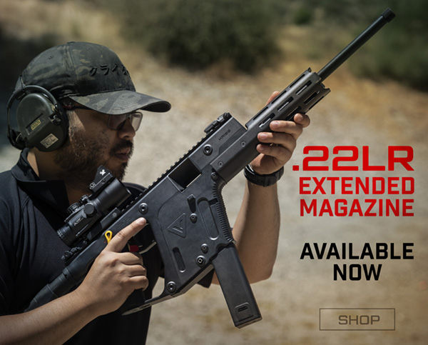 .22LR Extended Mags Now Available