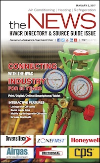 The NEWS HVACR Directory & Source Guide