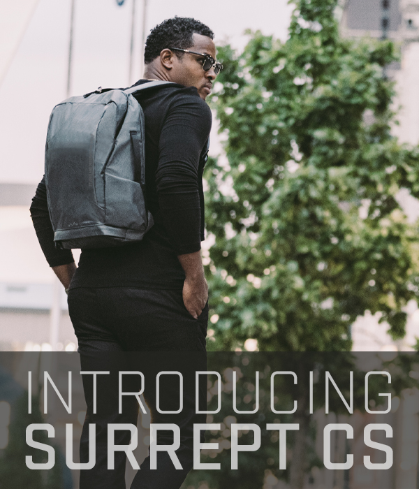 New Pack Series, Surrept Carry System