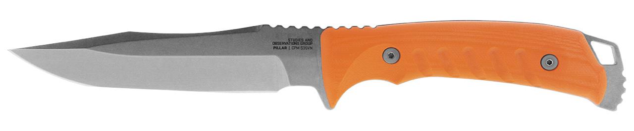 Pillar LE - Orange G10