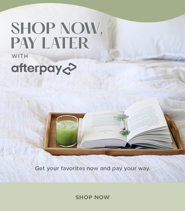 Show Now Pay Later With Afterpay