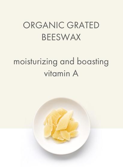 ORGANIC GRATED BEESWAX