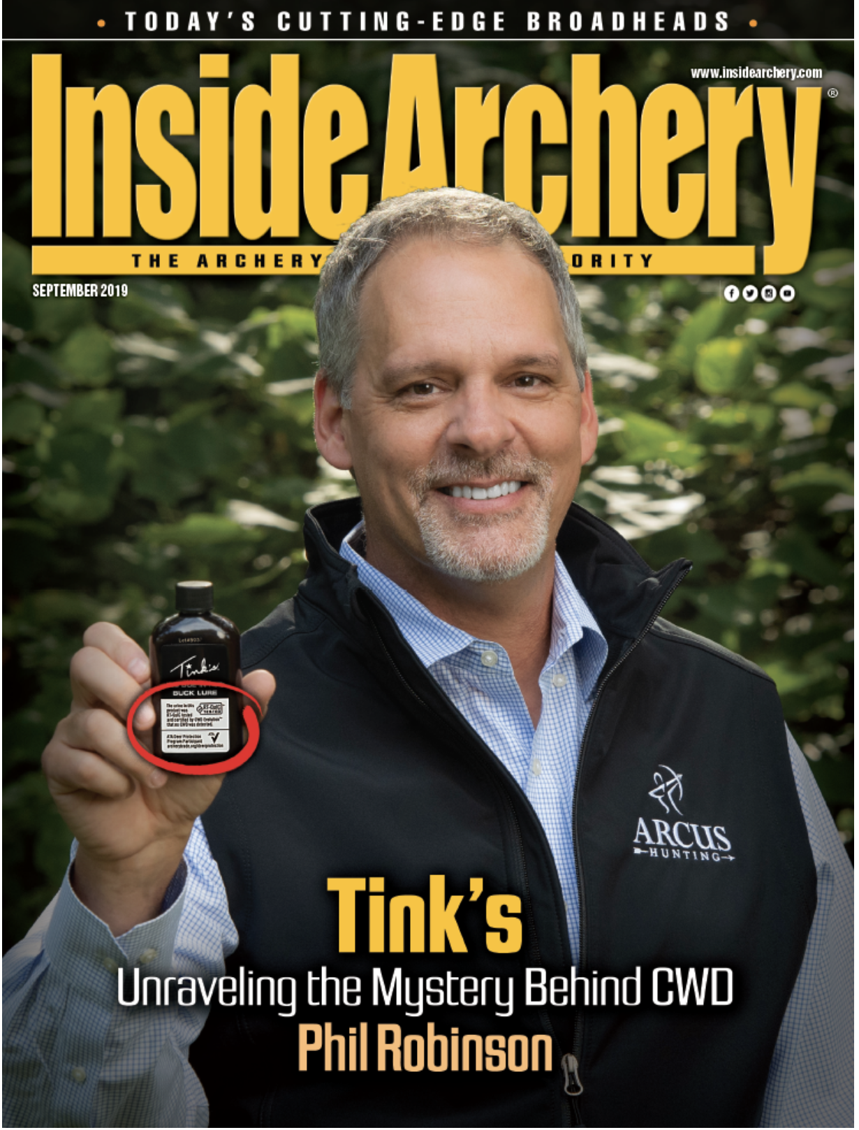 Tink's® Unraveling the Mystery Behind CWD