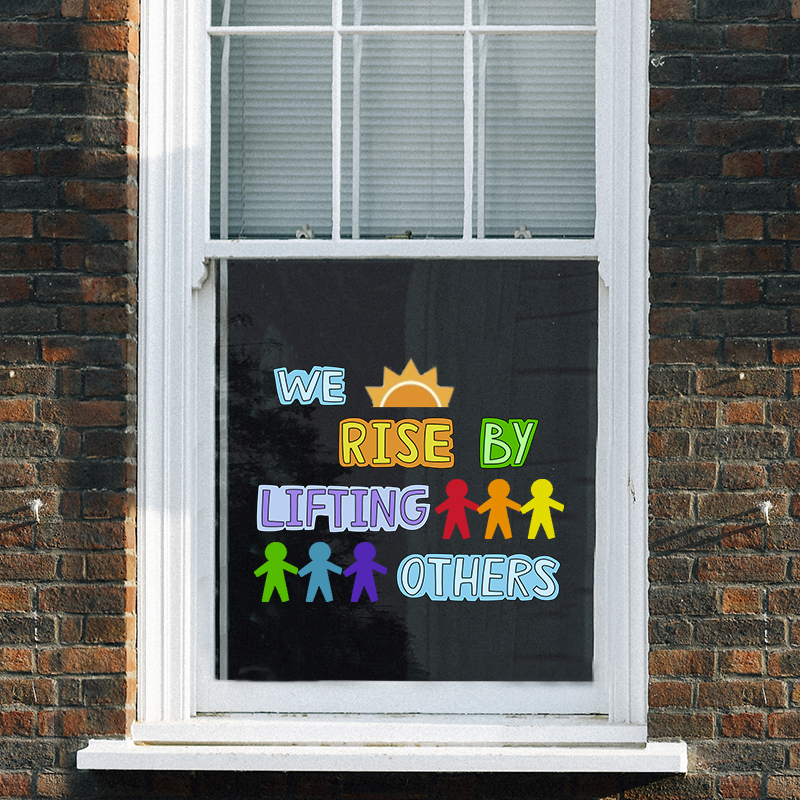window art display