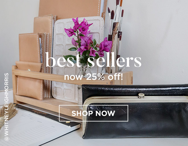Best Sellers Now 25% Off! Shop Now