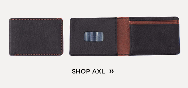 Shop AXL Men's Wallet