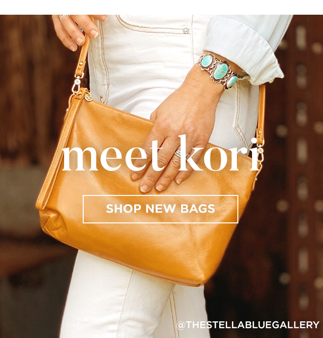 Meet Kori - styled by @thestellabluegallery Shop Now
