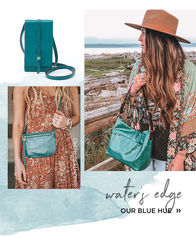 Water's Edge // Our Blue Hue - Bluegrass