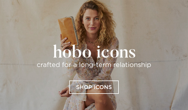 Hobo Icons - Crafted for a long-term relationship. Shop Icons