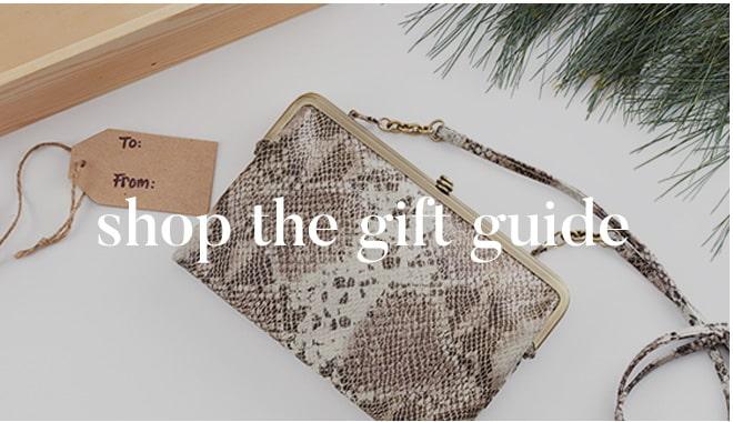 Shop The Gift Giude