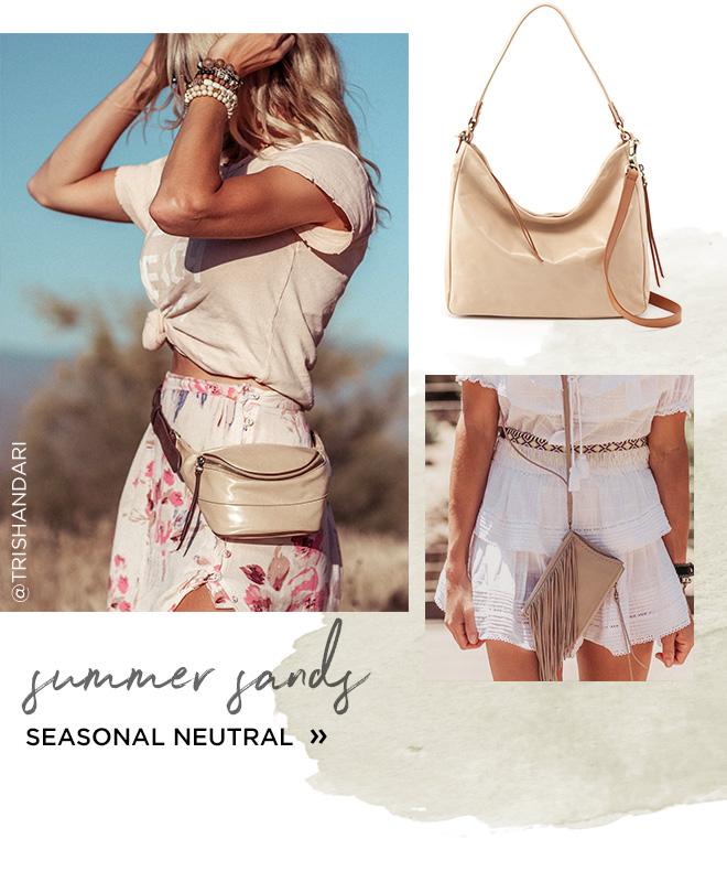 Summer Sands - Seasonal Neutrals