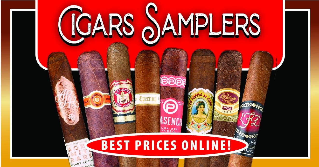 Best Cigars Samplers