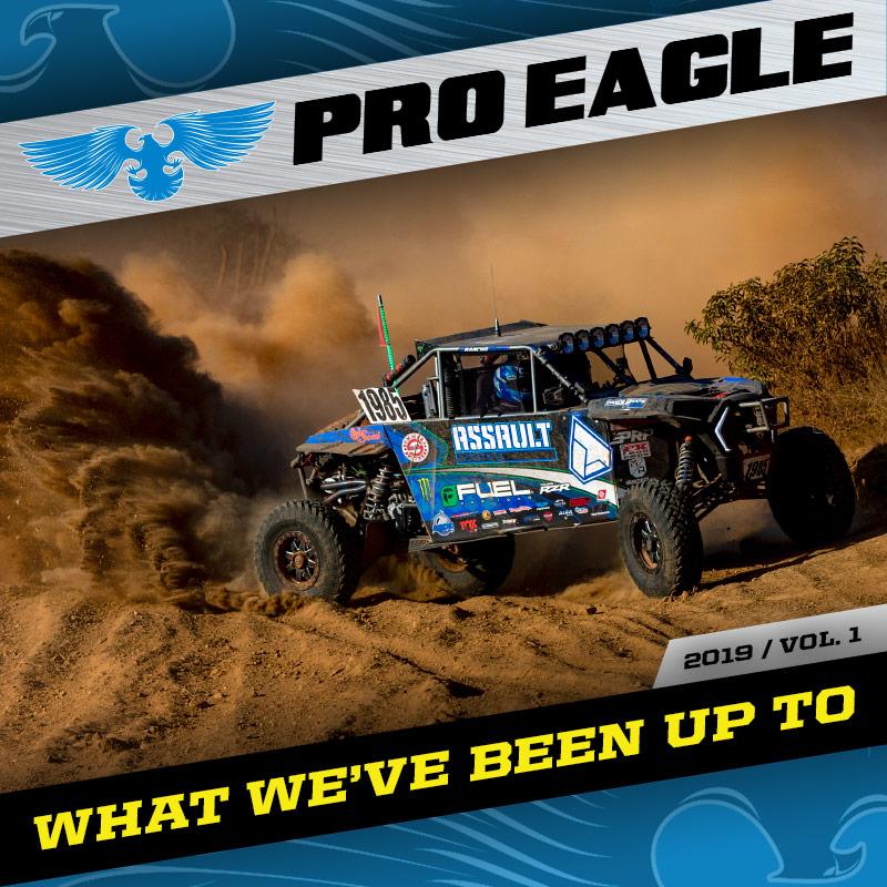 Pro Eagle, Off Road Jacks, Race Jacks, Australia, Assault Industries, UTV