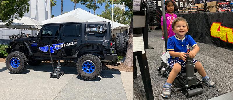 Pro Eagle, Ontario Truck & Jeep Fest, 4 Wheel Parts, 4WP