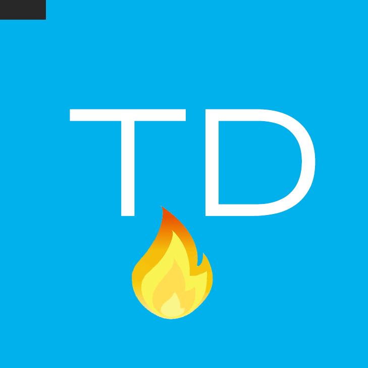 TheDropdotcom Logo