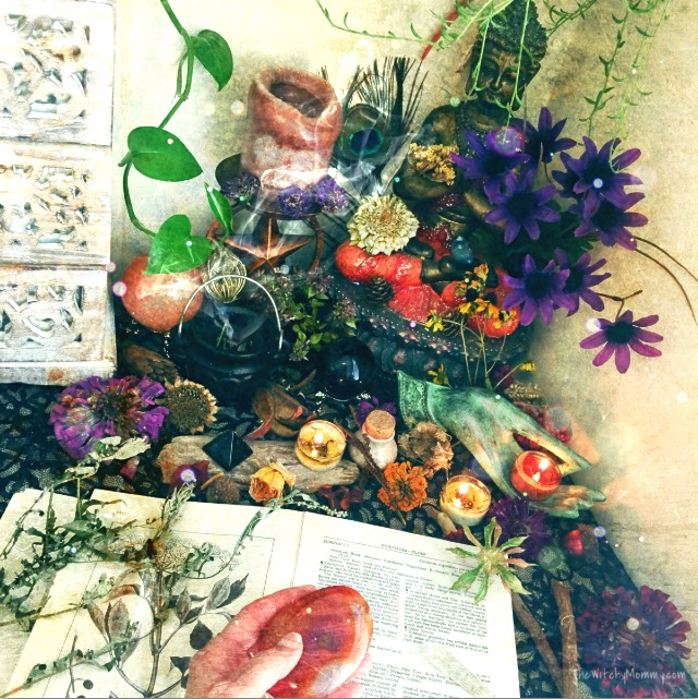 Kitchen Witchery | Crafting Magick Tips | TheWitchyMommy™