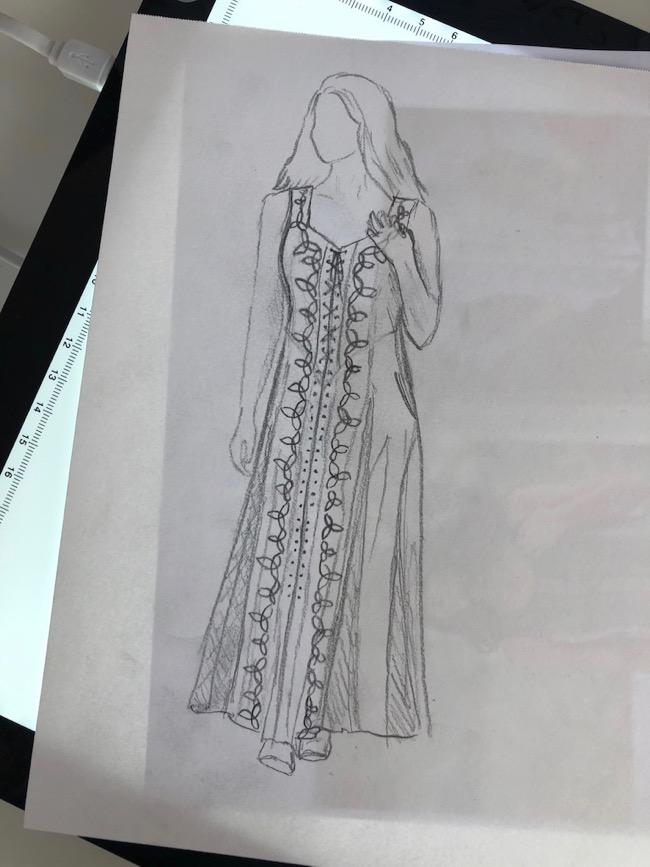 Trinity Sketch