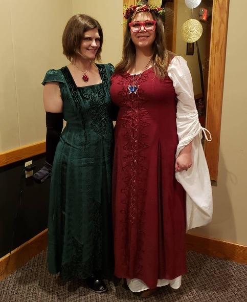 Isolde & Trinity