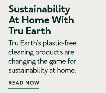 Talking Sustainability At Home With Tru Earth