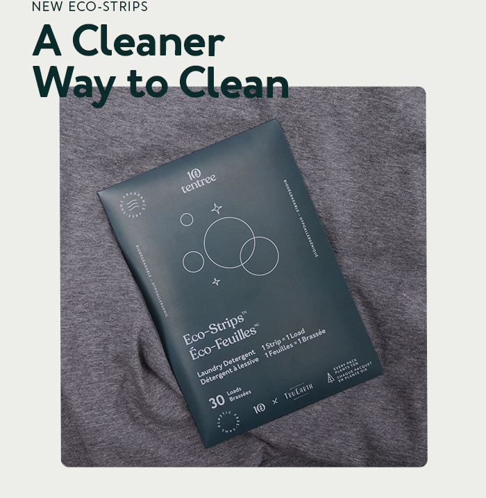 New Eco-Strips: A New Way To Clean