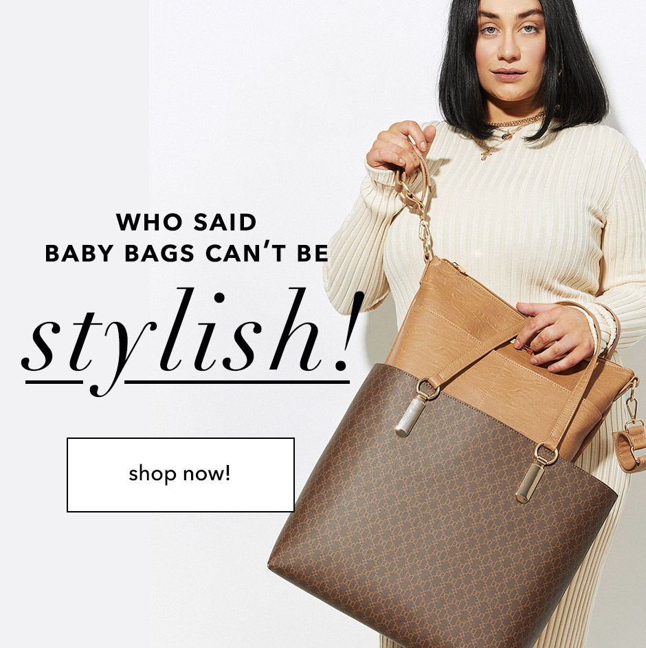 Shop NEW Baby Bags!