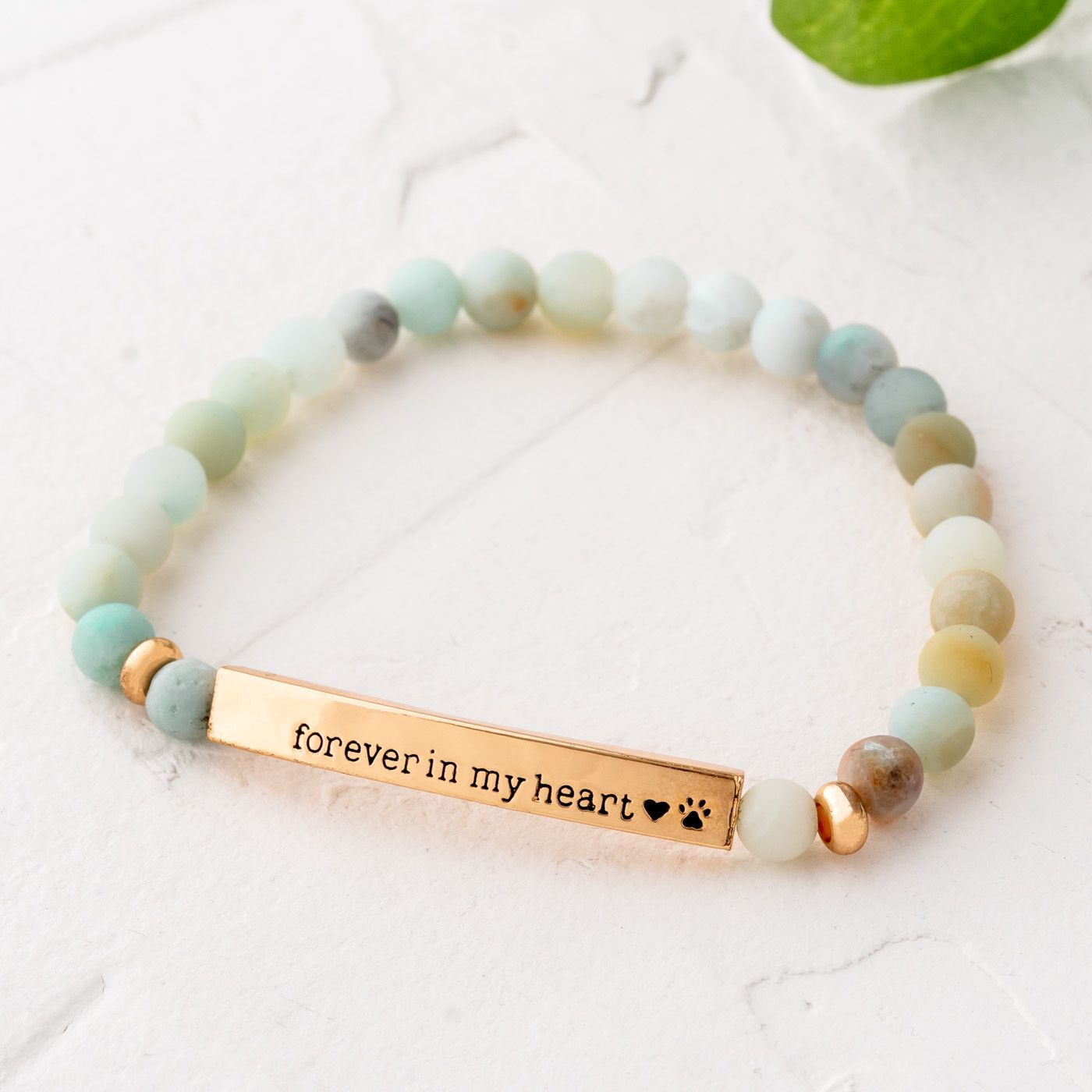 Paws & Reflect 'Forever In My Heart' Bracelet