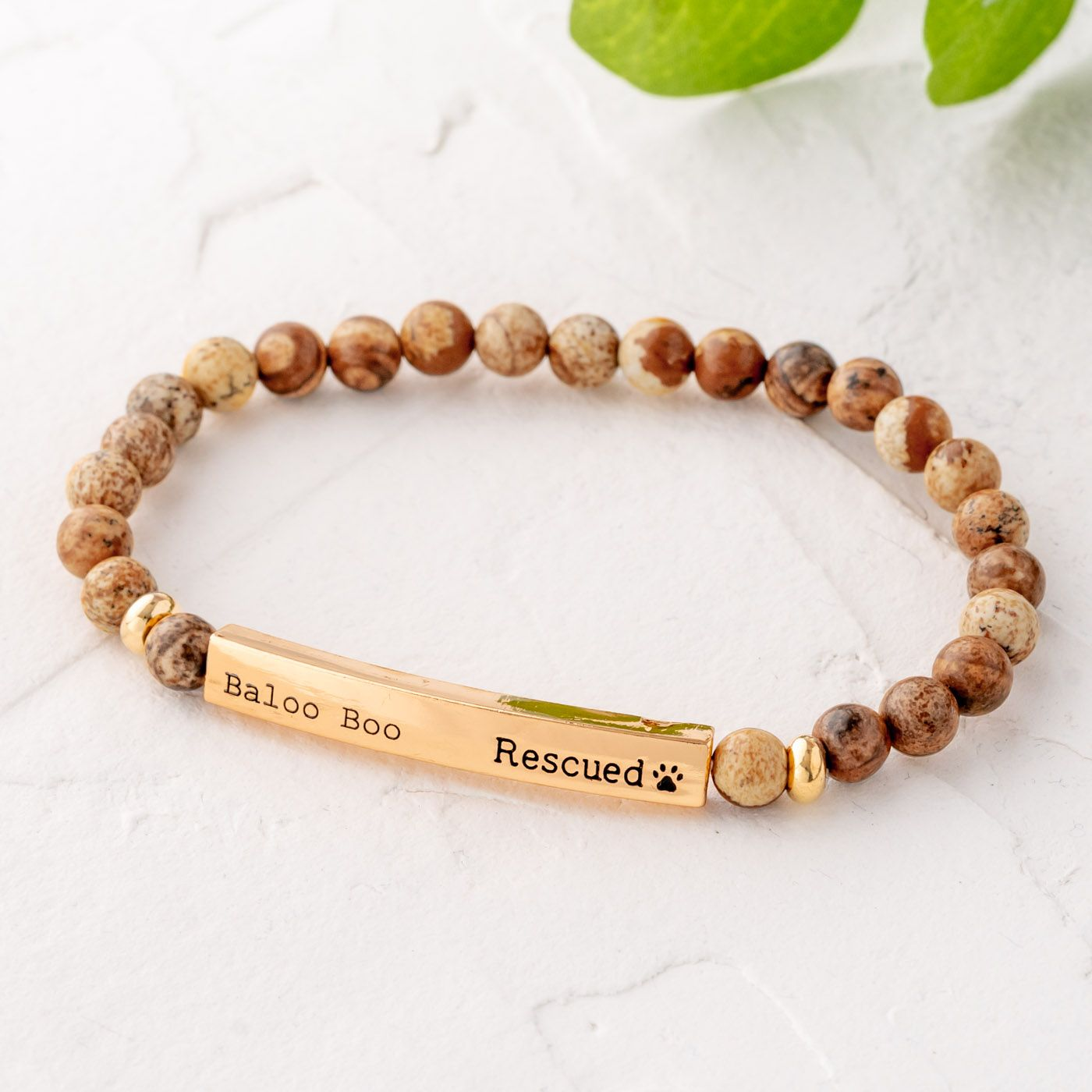 Paws & Reflect 'Rescued' Bracelet