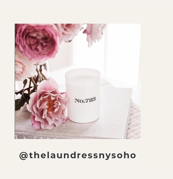 Follow thelaundressnysoho on Instagram