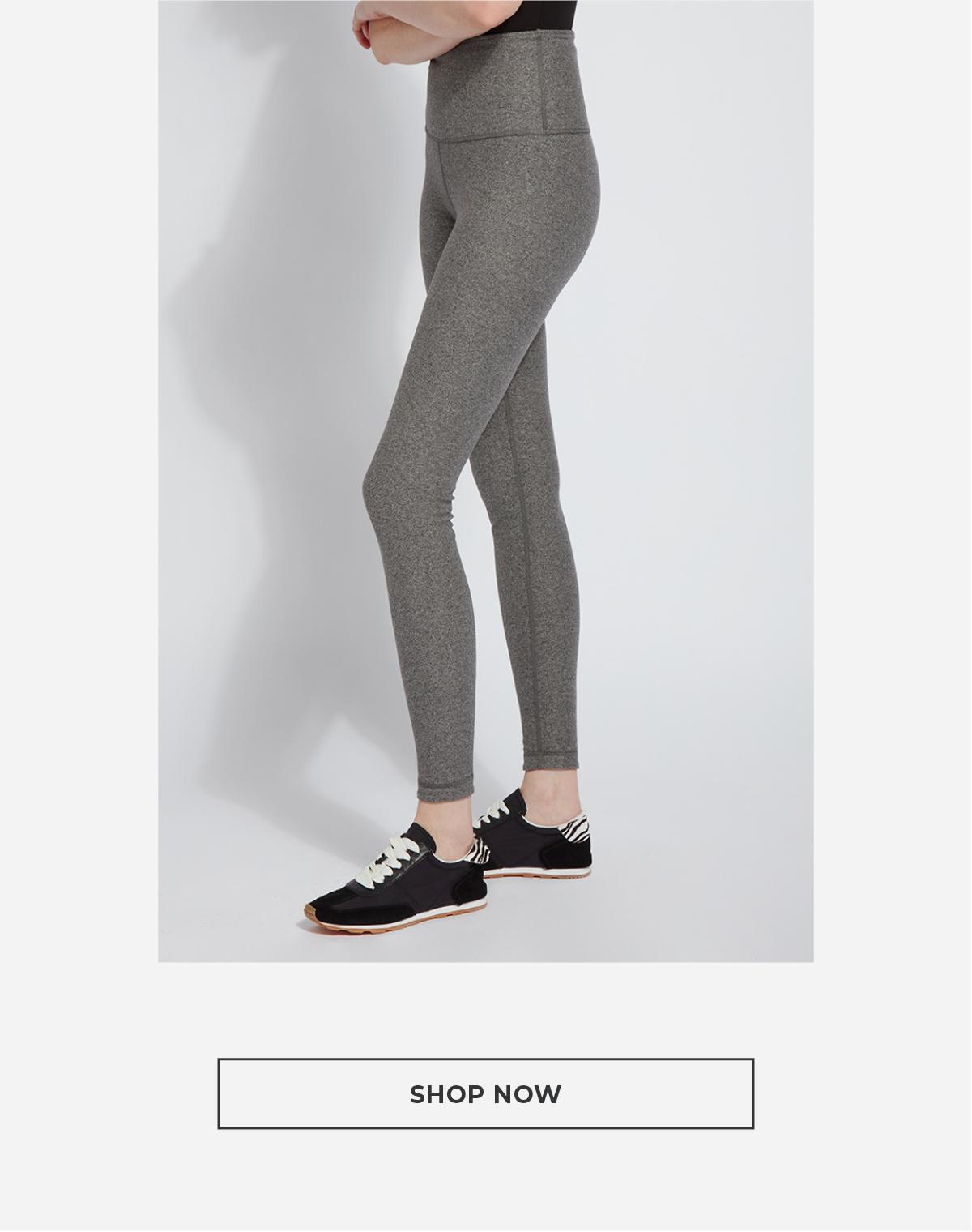 The Reversible Cotton Legging - Shop Now