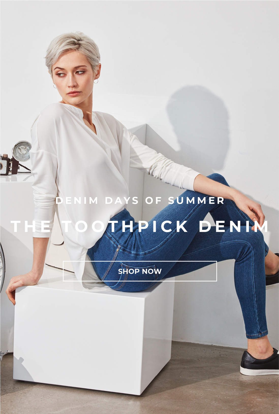 denim days of summer - The Toothpick Denim