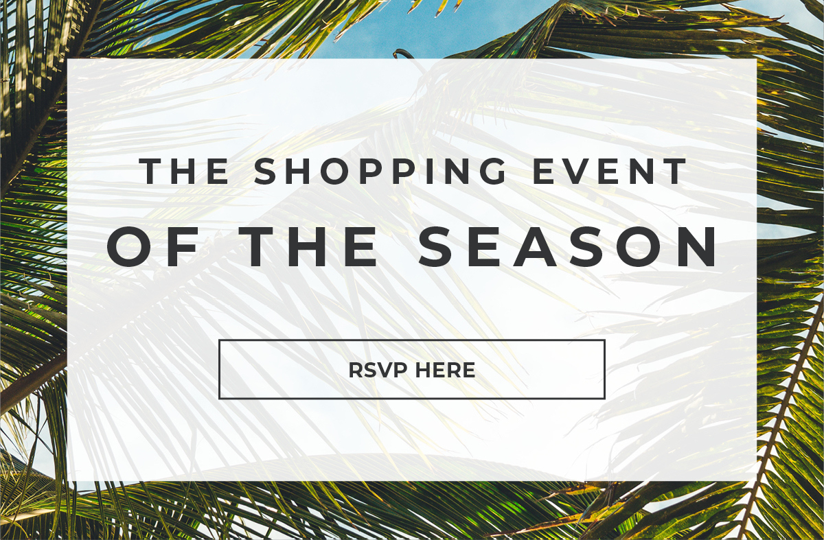 The Shopping Event of the Season