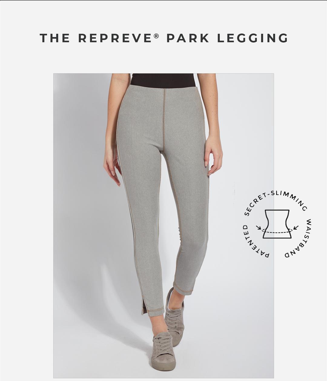 The Repreve Park legging