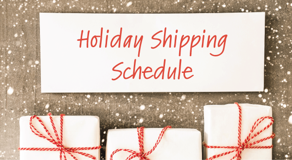 flukers-holiday-shipping-schedule