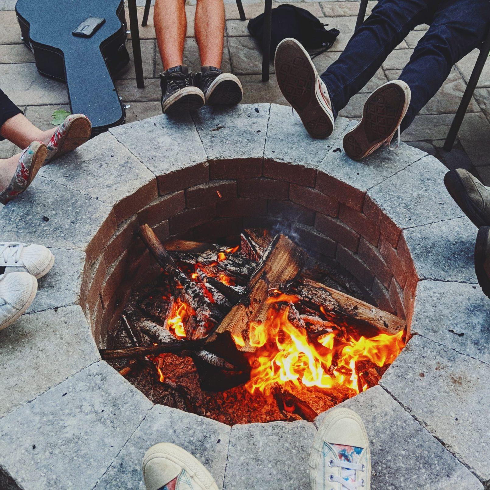 Sharing The Digital Campfire