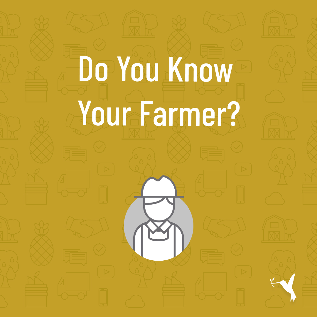 Know Your Farmer Food Transparency