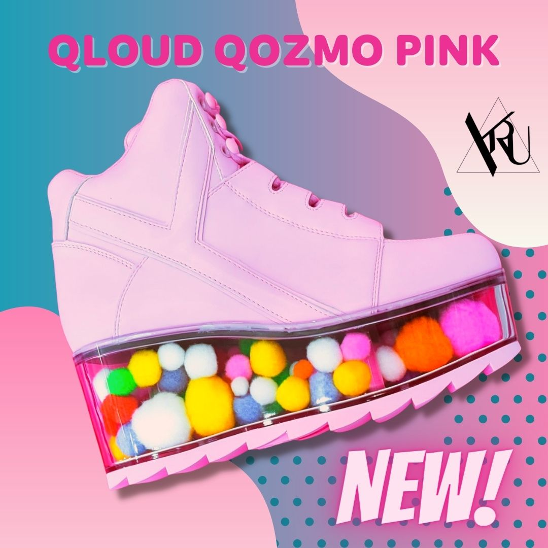 QLOUD QOZMO PINK