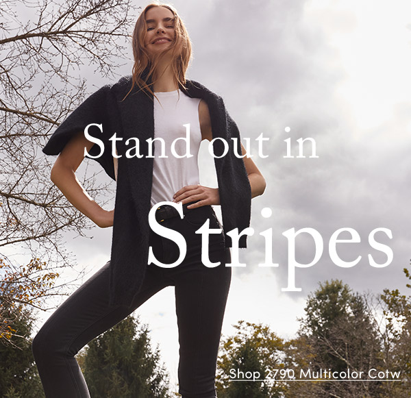 Stand Out in Stripes