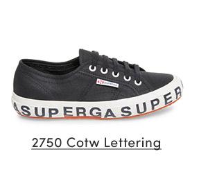 2750 Cotw Lettering