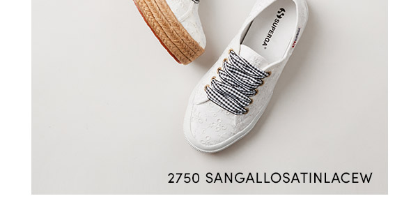 2750 SANGALLOSATINLACEW