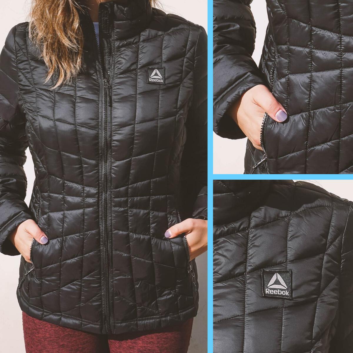 Reebok Women's Packable Glacier Shield Jacket