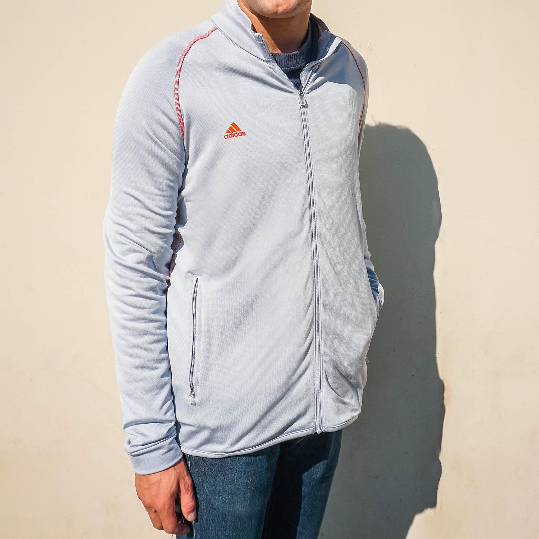 adidas Men's ClimaWarm Full Zip Jacket