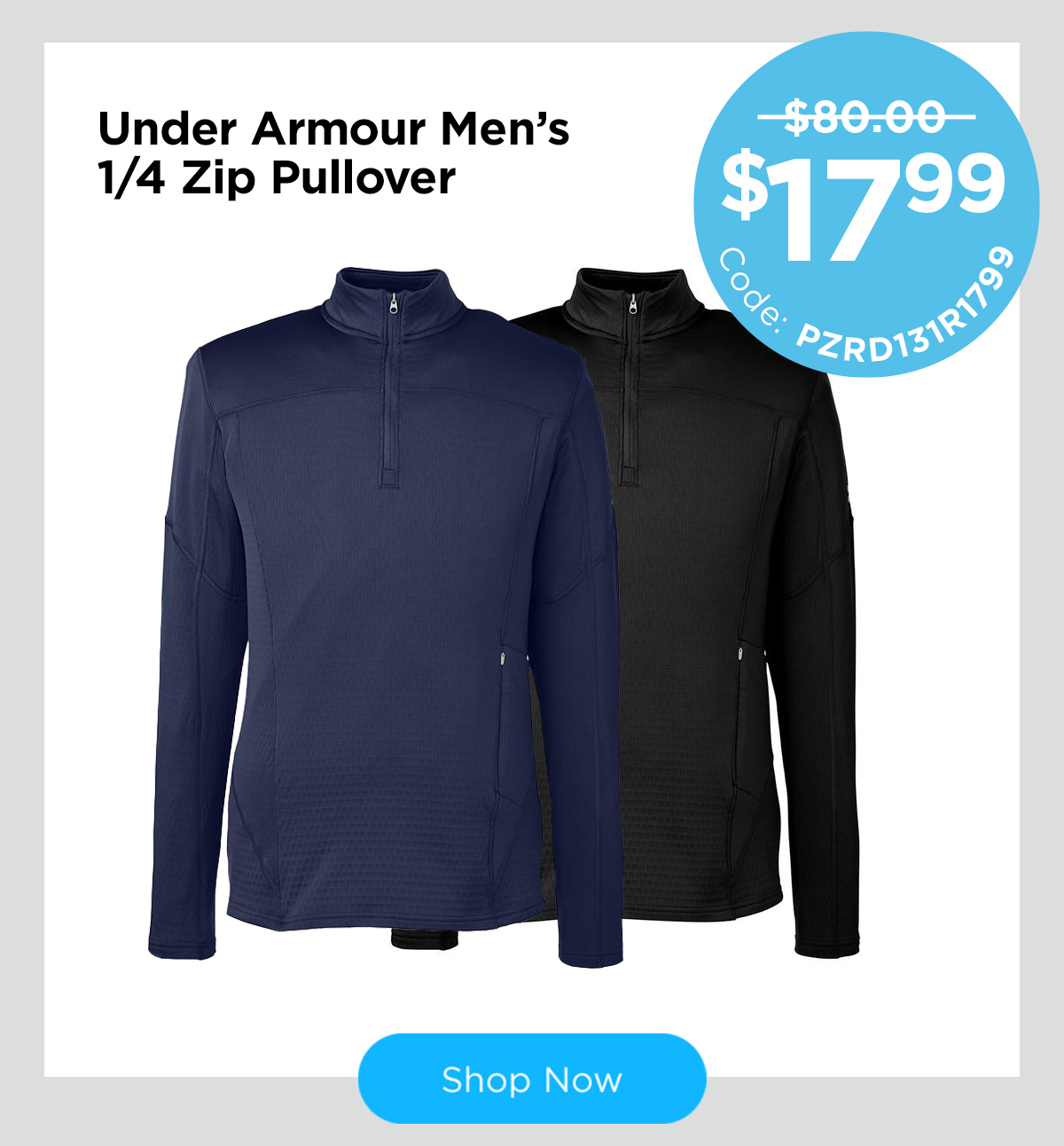 Under Armour Men's Performance Chest Stripe Polo