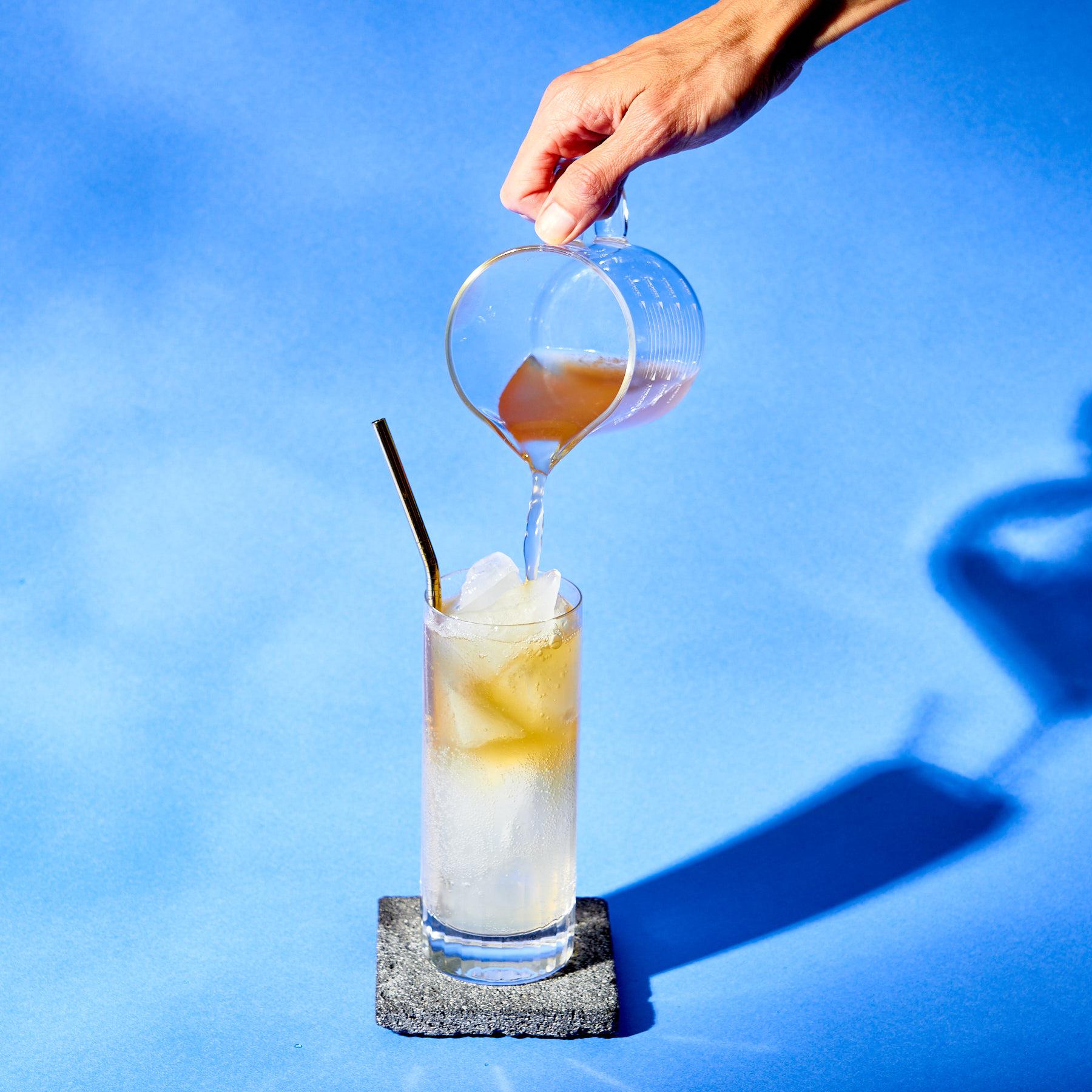 Make amazing iced tea at home